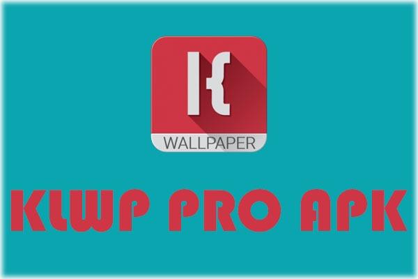 KLWP pro apk